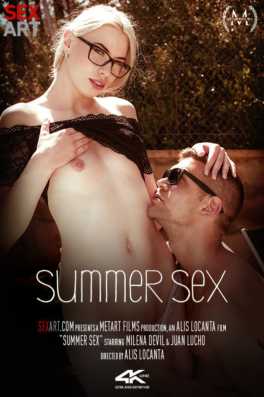[Sex-Art] Milena Devil - Summer Sex