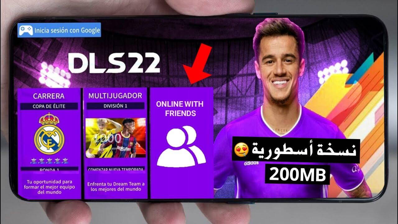 تحميل دريم ليج Dream League Soccer 2022 [تعليق عربي] آخر إصدار للأندرويد