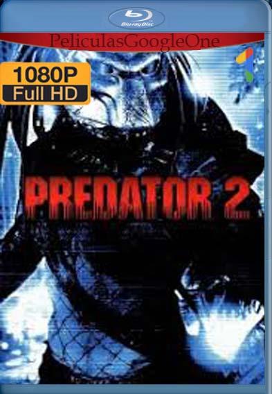 Depredador 2 (1990) [1080p BRrip] [Latino-Inglés] [LaPipiotaHD]