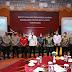 Digelar di Banjarmasin, Rapat Evaluasi Penanggulangan Karhutla 2020 Dihadiri Wakapolda Kalsel
