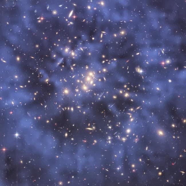 dark matter nasa - photo #18