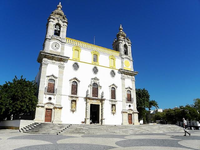Igreja de Nossa Senhora do Carmo em Faro