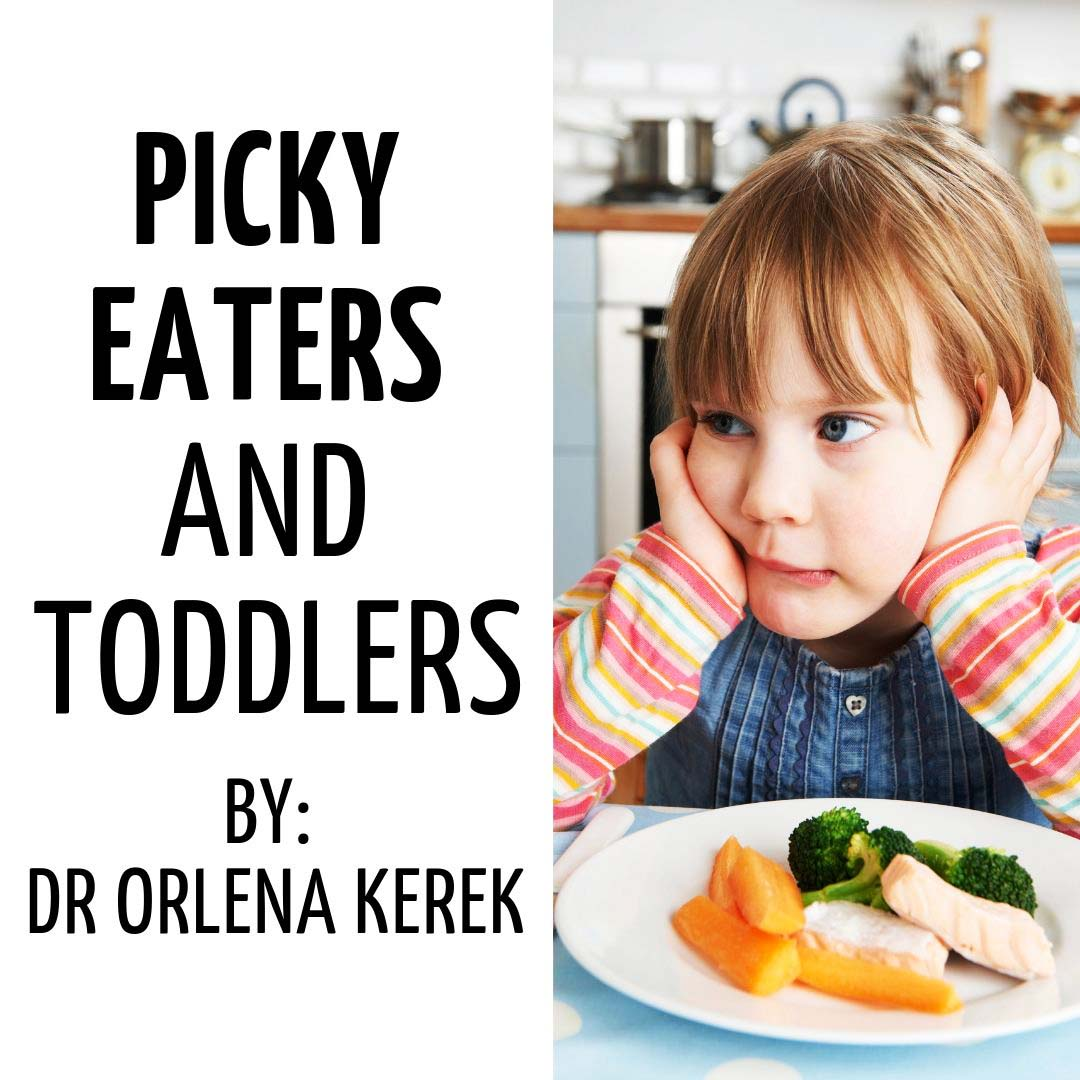picky eaters and toddlers