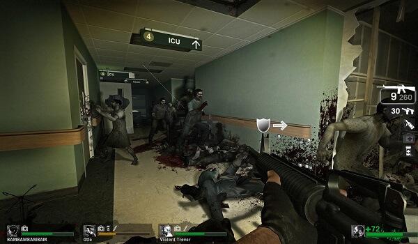 تحميل لعبة Left 4 Dead 1 بحجم صغير