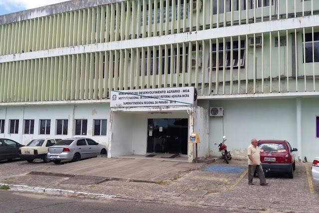PF realiza operação para investigar concessões irregulares de terra pelo INCRA na Paraíba