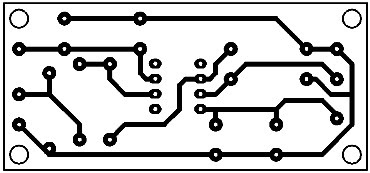 Printed Circuit Active Impedance Converter #2