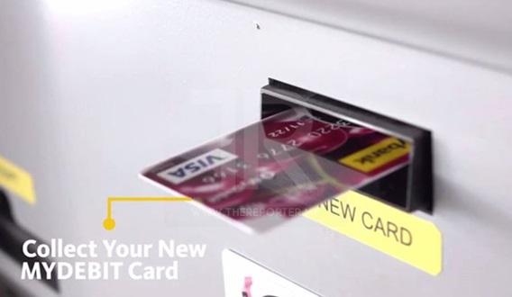 Tak nak guna fungsi Paywave pada kad debit? Sekat saja fungsinya menggunakan ATM