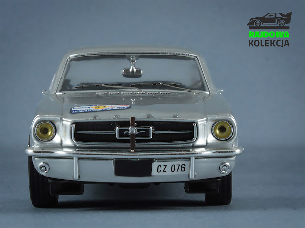 PremiumX Ford Mustang Rallye Tour de France Automobile 1964