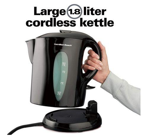 Hamilton Beach K6080 Electric Tea Kettle