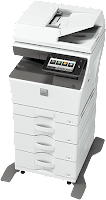 Sharp MX-C304W Printer Drivers