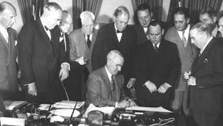 Sejarah Marshall Plan : Mengubah Kehancuran Menjadi Kemajuan