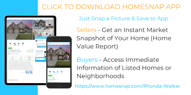 Download the Homesnap App to search for homes in the Bowling Green and Franklin, KY Markets!