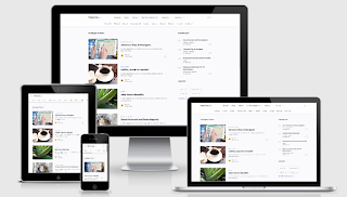Fletro V5.5 Lite Blogger Template