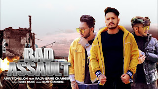 Presenting Bad Assault lyrics penned by Honey Bains. Bad Assault song is sung by Amrit Dhillon ft Raja Game Changerz & featured Amrit dhillon & puneet kumar