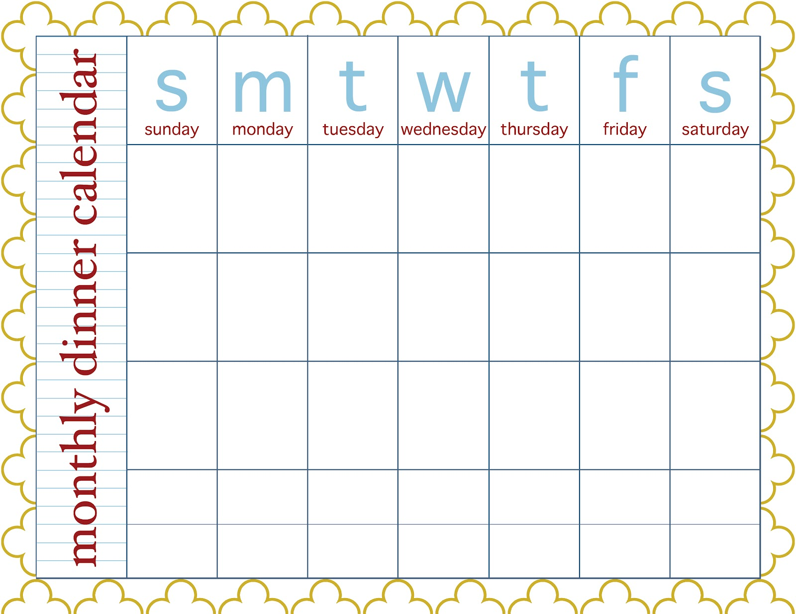 Sissyprint Daily Planner Organization