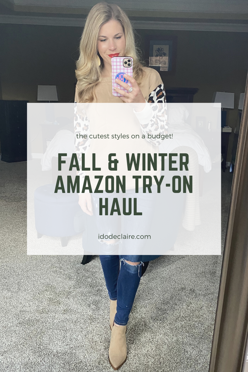 Fall/Winter Amazon Try On Haul
