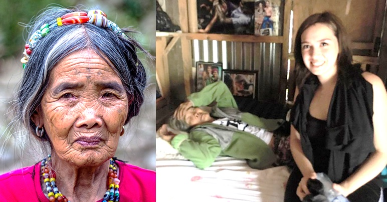 Tattoo artist Apo Whang Od in poor health condition
