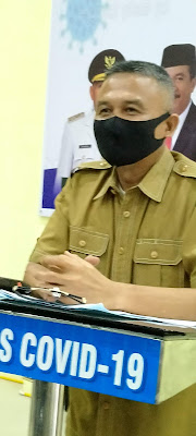 Hasil Uji Swab, Anggota DPRD Sumatera Utara ES, Positif Covid 19