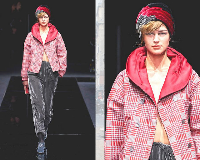 Giorgio Armani показ моды Pre-Fall 2020 4