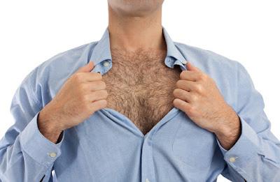 كثافة شعر الصدر - إزالة الشعر الدائمة