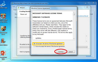 Cara Copy DVD Windows 7 ke Flashdisk supaya booting di bios