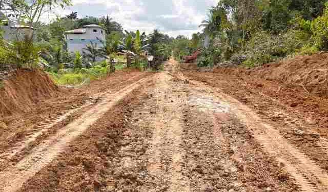 Desa Sibung Kembali Senyap Setelah Penutupan TMMD 109