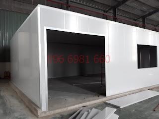 Thi công công trình nhà xưởng tại Bắc Giang