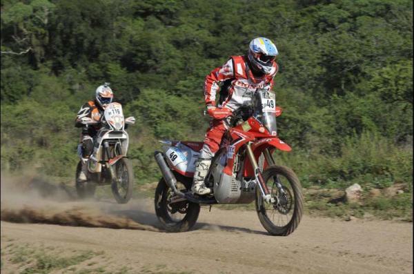 Motocicleta Enduro
