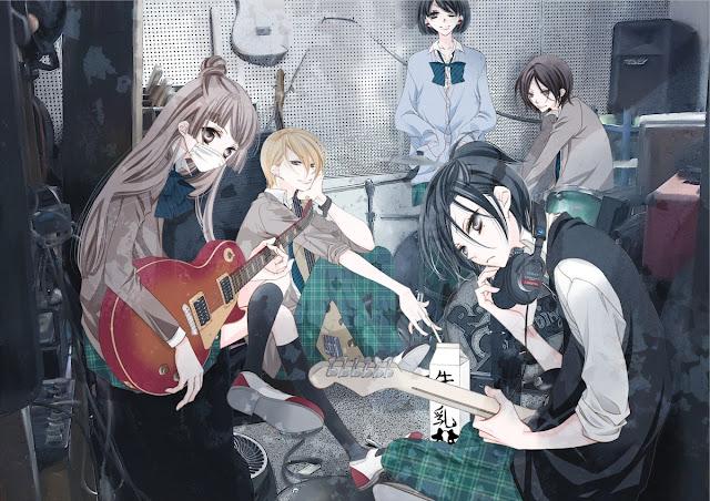 Fukumenkei Noise : OST [Opening & Ending] Full Version