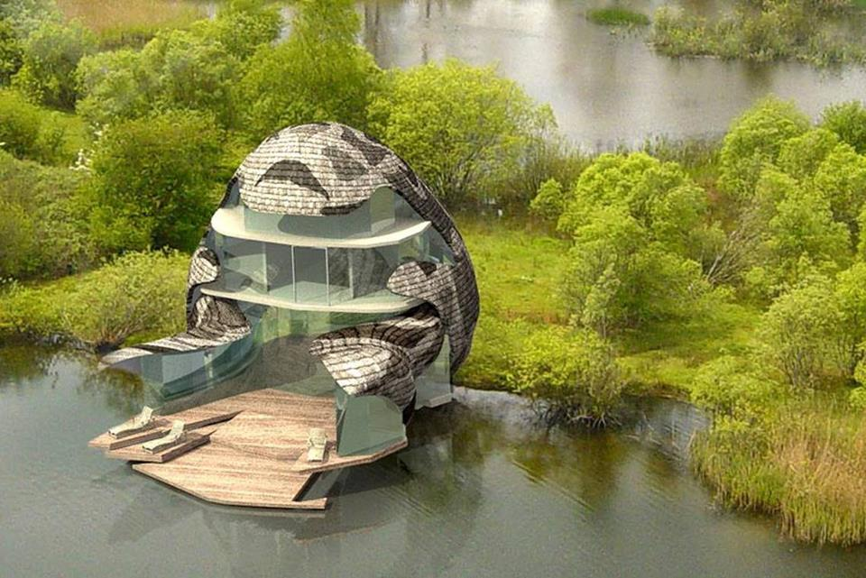 informatica: Green Architecture