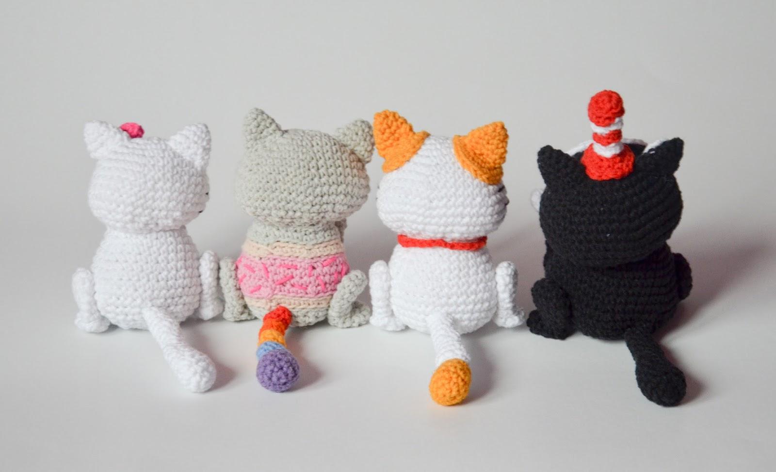 Krawka: Lucky cats