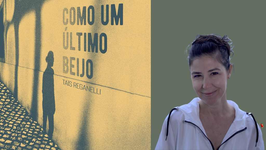 """Foi durante o curso """"Como escrever canções"""", na Universidade de Coimbra, que Taïs Reganelli teve uma canção batizada por Adriana Calcanhotto"""