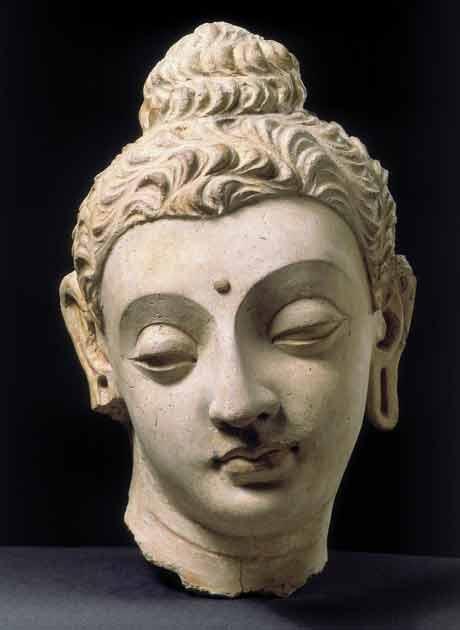 History Of Visual Arts In India Gandhara School Of Art