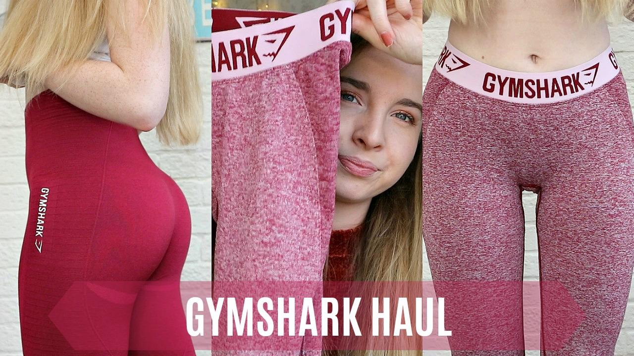 Gymshark haul 2018