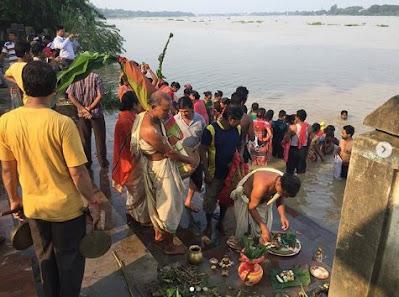 Nabapatrika Durga Puja