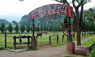 Wisata De'ranch Lembang Bandung