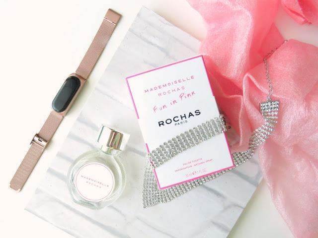 ROCHAS Mademoiselle Rochas edt skusenosti