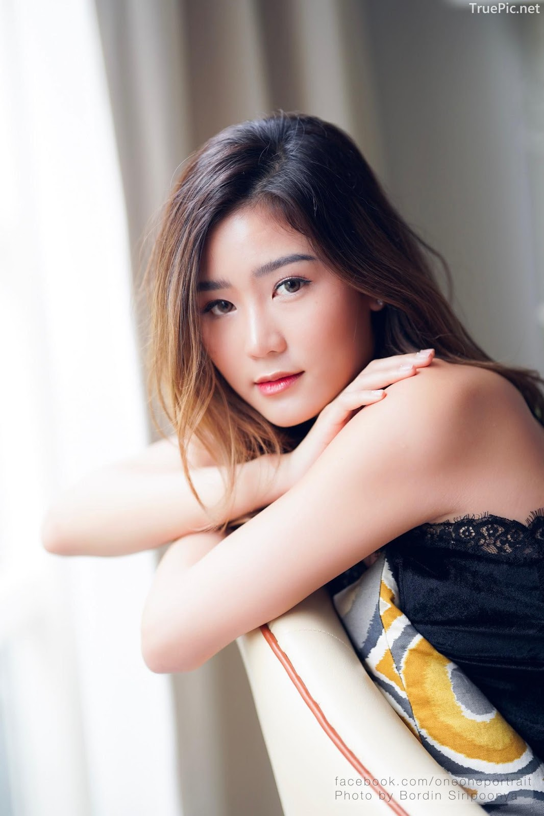 Thailand hot model Pattaravadee Boonmeesup vs Photo album Black Magic Sleepwear - Picture 5