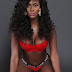 Nigerian model, Faith Morey, releases sexy new photos