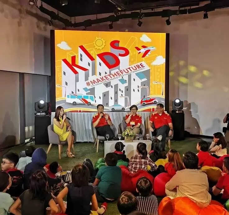 Shell Engages Kids On Energy Future