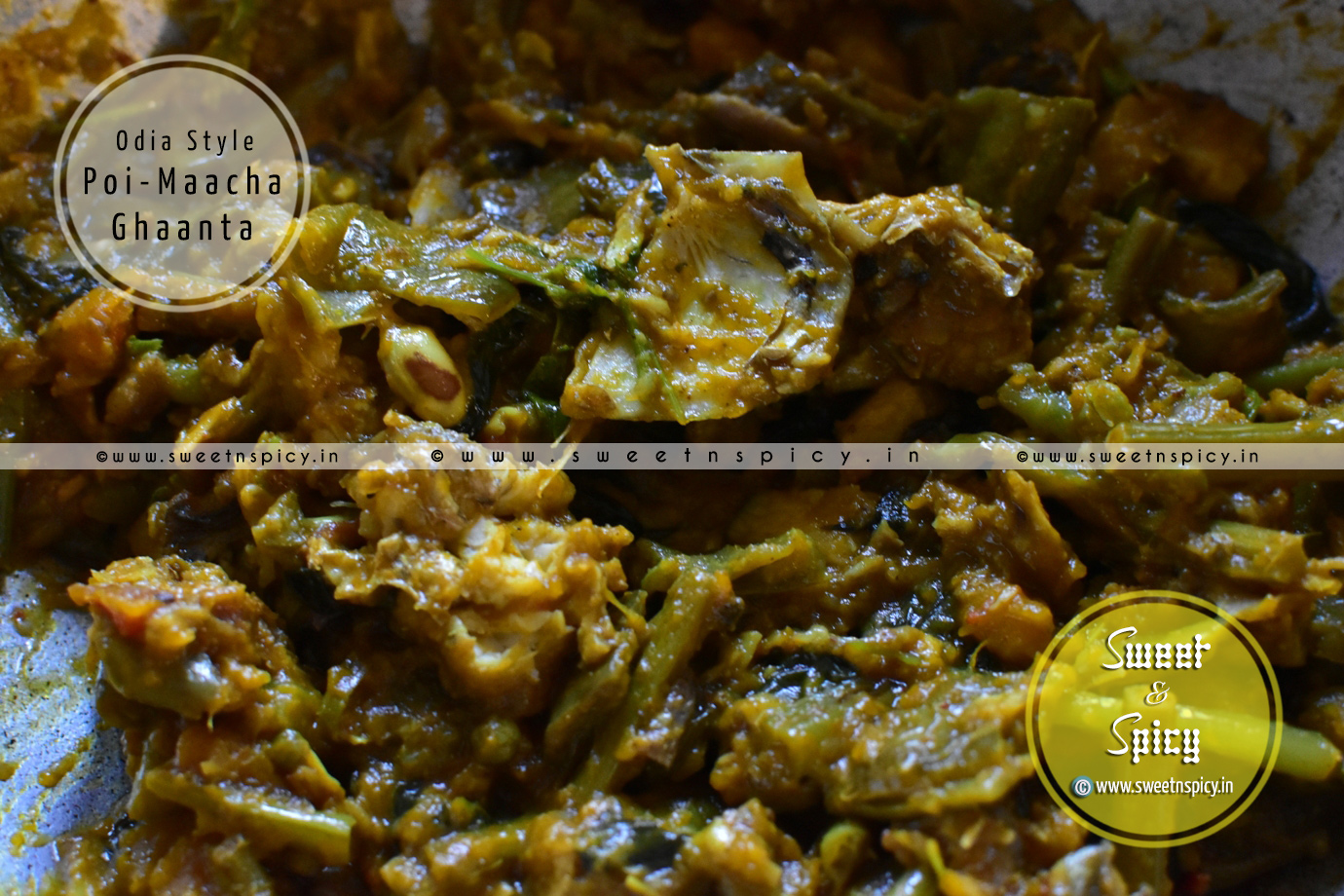 Odia Style Poi Chingudi Ghaanta