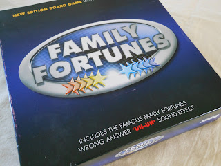 Family Fortunes game box