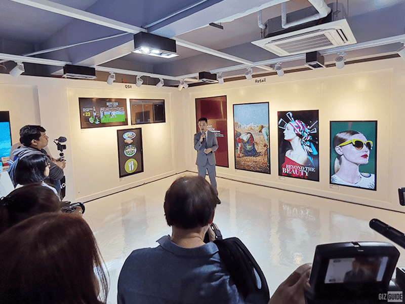 LG opens Information Display (ID) Showroom in the Philippines