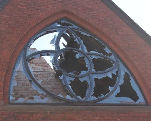 Burned Church