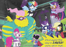 My Little Pony The Day is Saved Series 3 Trading Card