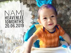 Nami Heavenlee || Jurnal 10 bulan