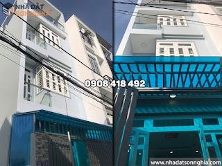 Bán nhà Gò Vấp đường Phan Huy Ích phường 12 - 4×11m giá 3,95 tỷ (MS066)