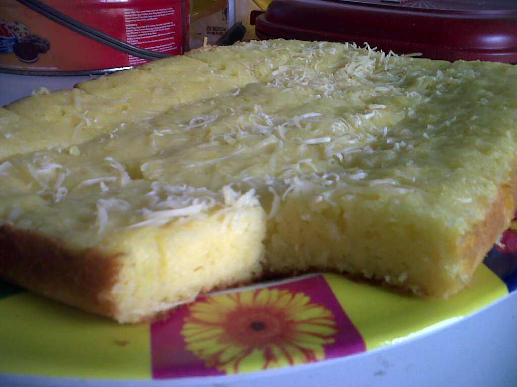 Resep Cake Tape Jtt: A Story In My Life: Happy Call