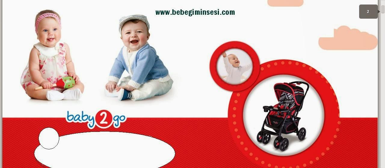Baby 2 go bebek arabaları