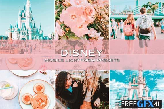 5 Disney Lifestyle Presets